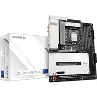 Z590 VISION D scheda madre Intel Z590 Express LGA 1200 ATX