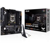 TUF GAMING B560M PLUS WIFI Intel B560 LGA 1200 micro ATX, Scheda madre
