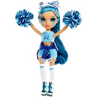 Cheer Doll Skyler Bradshaw (Blue), Bambola