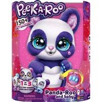 Image of Peluche Panda-Roo interattivo con cucciola misteriosa e oltre 150 suoni e azioni, Peluche animali