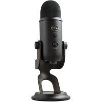 Yeti Nero Microfono da tavolo
