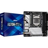 H570M ITX/ac Intel H570 LGA 1200 (Socket H5) Micro ITX, Scheda madre