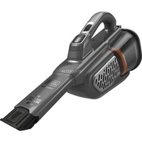 BHHV520JF Senza sacchetto Nero, Argento, Titanio, Aspirapolvere portatile