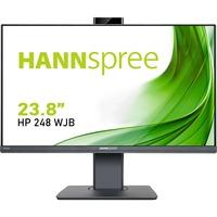 HP 248 WJB 60,5 cm (23.8) 1920 x 1080 Pixel Full HD LED Nero, Monitor LED