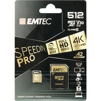 ECMSDM512GXC10SP memoria flash 512 GB MicroSDXC UHS I Classe 10, Scheda di memoria
