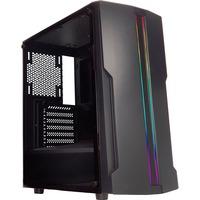 Performance C XILENT BLADE X512.RGB Midi Tower Nero, Chassis Tower