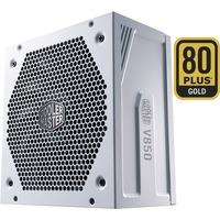 Image of V850 Gold-V2 White Edition alimentatore per computer 850 W 24-pin ATX ATX Bianco, Alimentatore PC