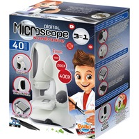 BUK 210286 giocattolo e kit di scienza per bambini, Microscopio