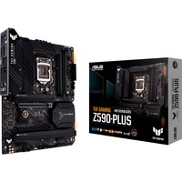 TUF GAMING Z590 PLUS Intel Z590 LGA 1200 ATX, Scheda madre