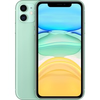 iPhone 11 15,5 cm (6.1) Doppia SIM iOS 14 4G 64 GB Verde, Handy