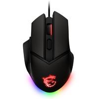 Clutch GM20 Elite mouse Mano destra USB tipo A Ottico 6400 DPI, Mouse da gioco