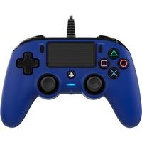 PS4OFCPADBLUE periferica di gioco Blu Gamepad PlayStation 4