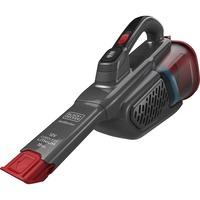 Dustbuster Senza sacchetto Nero, Rosso, Aspirapolvere portatile