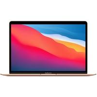 "Image of MacBook Air Computer portatile 33,8 cm (13.3"") Apple M 8 GB 256 GB SSD Wi-Fi 6 (802.11ax) macOS Big Sur Oro, Notebook"