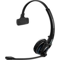 | SENNHEISER IMPACT MB Pro 1 Cuffia Padiglione auricolare Bluetooth Nero, Headset