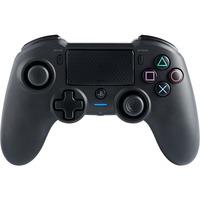 Asymmetric Wireless Nero Bluetooth/USB Gamepad Analogico/Digitale PC, PlayStation 4