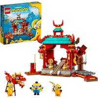 Image of Minion La battaglia Kung Fu dei Minions, Giochi di costruzione