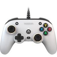 Pro Compact Controller Bianco USB Gamepad Xbox One, Xbox Series S, Xbox Series X