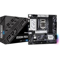 B560M Pro4 Intel B560 LGA 1200 (Socket H5) micro ATX, Scheda madre