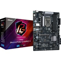 Z590 Phantom Gaming 4 Intel Z590 LGA 1200 ATX, Scheda madre