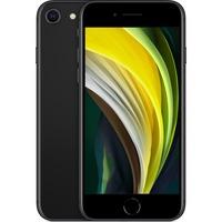 iPhone SE 11,9 cm (4.7) Dual SIM ibrida iOS 14 4G 64 GB Nero, Handy