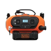 BDCINF18N compressore ad aria 160 l/min AC/Accendisigaro, Pompa di aria