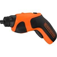 CS3651LC 180 Giri/min Nero, Arancione, Cacciavite