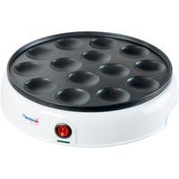 Image of APFM700W crepiera 14 crepe 800 W Bianco, Poffertjes maker
