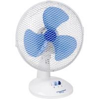 DDF27W ventilatore Blu, Bianco