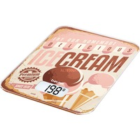 KS 19 Ice cream, Bilancia da cucina