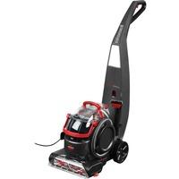2072N macchina per pulire il tappeto Camminare dietro Secco e bagnato Rosso, Titanio, Aspirapolvere lavag