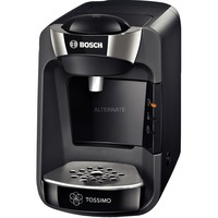 TAS3202 macchina per caffè Semi automatica Macchina per caffè a cialde 0,8 L, Macchina a capsula