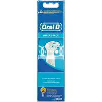 853893 testina per spazzolino 2 pezzo(i) Blu, Bianco