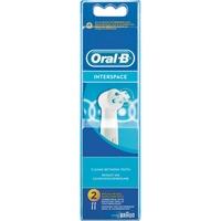 Image of 853893 testina per spazzolino 2 pz Blu, Bianco
