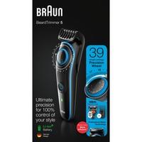 BT5240 Regolabarba Uomo, Rifinitore E Tagliacapelli Con 39 Impostazioni Di Lunghezza, Rasoio per barba