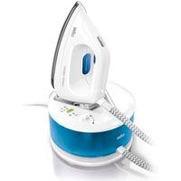 CareStyle 2 Compact IS 2043 2200 W 1,3 L Eloxal Blu, Bianco, Stazione stirante