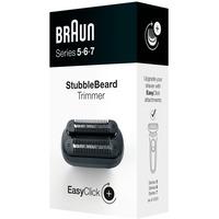 EasyClick Accessorio Rifinitore Effetto Barba Incolta Per Rasoio Elettrico Series 5, 6 E 7 (Nuova Generaz