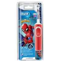Kids Spazzolino Elettrico Ricaricabile Spider Man, Spazzolino da denti elettrico