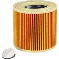 6.414 552.0 accessorio e ricambio per aspirapolvere Filtro, Filtro antipolvere