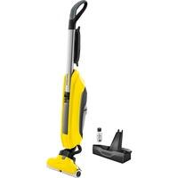 FC 5 Senza sacchetto 460 W Nero, Argento, Giallo, Detergente per pavimenti duri