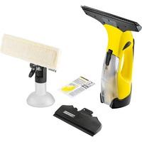 WV 5 Premium pulitore di finestra elettrico 0,1 L Nero, Giallo, Lavavetri