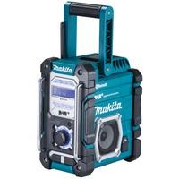 Image of DMR112 altoparlante portatile Altoparlante portatile stereo Nero, Turchese 4,9 W, Radio sito lavoro