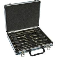D 42400 punta per trapano Set di punte per trapano 13 pezzo(i), Set scalpello & trapano