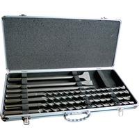 D 42494 punta per trapano Set di punte per trapano 7 pezzo(i), Set scalpello & trapano