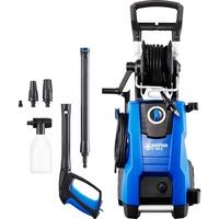 Image of 128471185 idropulitrice Verticale Elettrico 500 l/h 2100 W Blu, Nero, Idropulitrice ad alta pressione