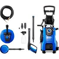 Image of 128471191 idropulitrice Verticale Elettrico 500 l/h 2100 W Blu, Nero, Idropulitrice ad alta pressione
