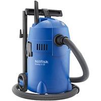 Buddy II 18 Nero, Blu, Aspira bagnato / asciutto