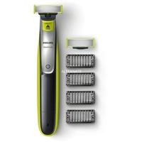 OneBlade Rade, regola, rifinisce la barba di qualsiasi lunghezza, Rasoio per barba