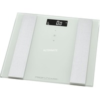 PC PW3007FA Quadrato Bianco Bilancia pesapersone elettronica, Scala