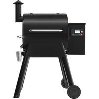 Barbecue a pellet Pro 575 con tecnologia WiFIRE per 10 coperti, Griglia